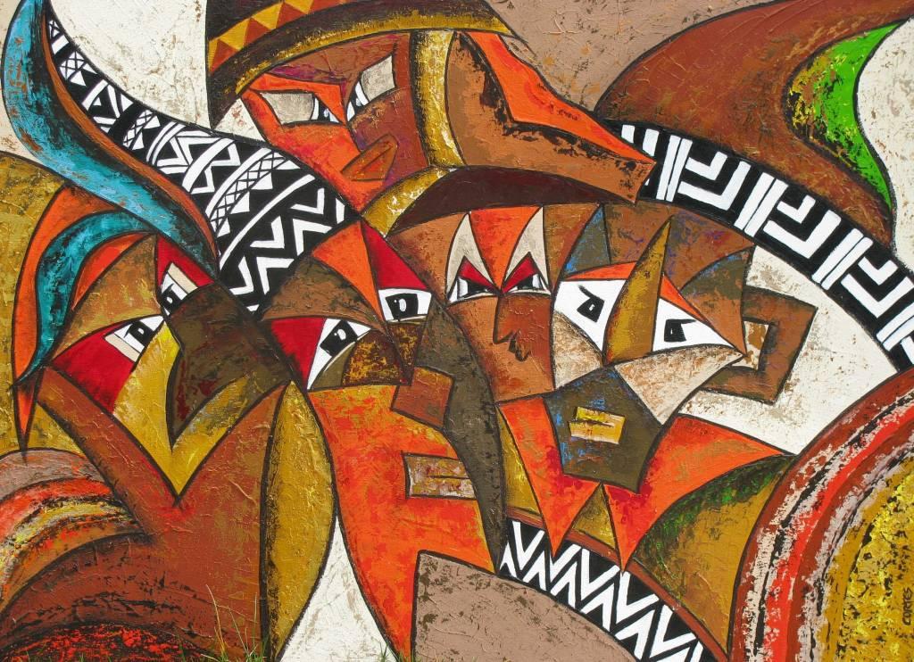 Arte étnico argentino