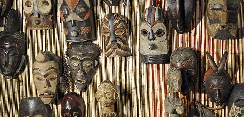 Las máscaras africanas y su significado