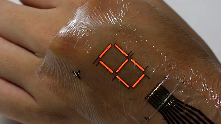Tatuaje electrónico: digitaliza tu piel