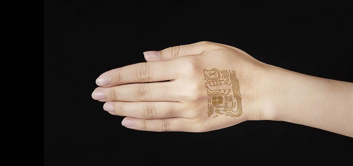 La medicina da un paso adelante con los tatuajes electrónicos