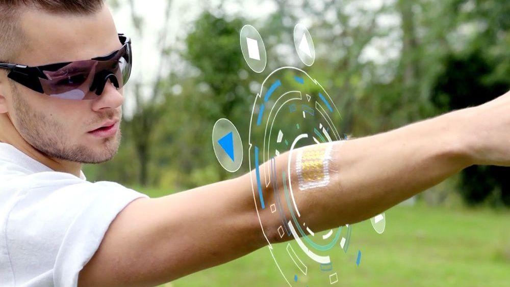 Tatuaje electrónico, tecnología punta aplicada a la salud