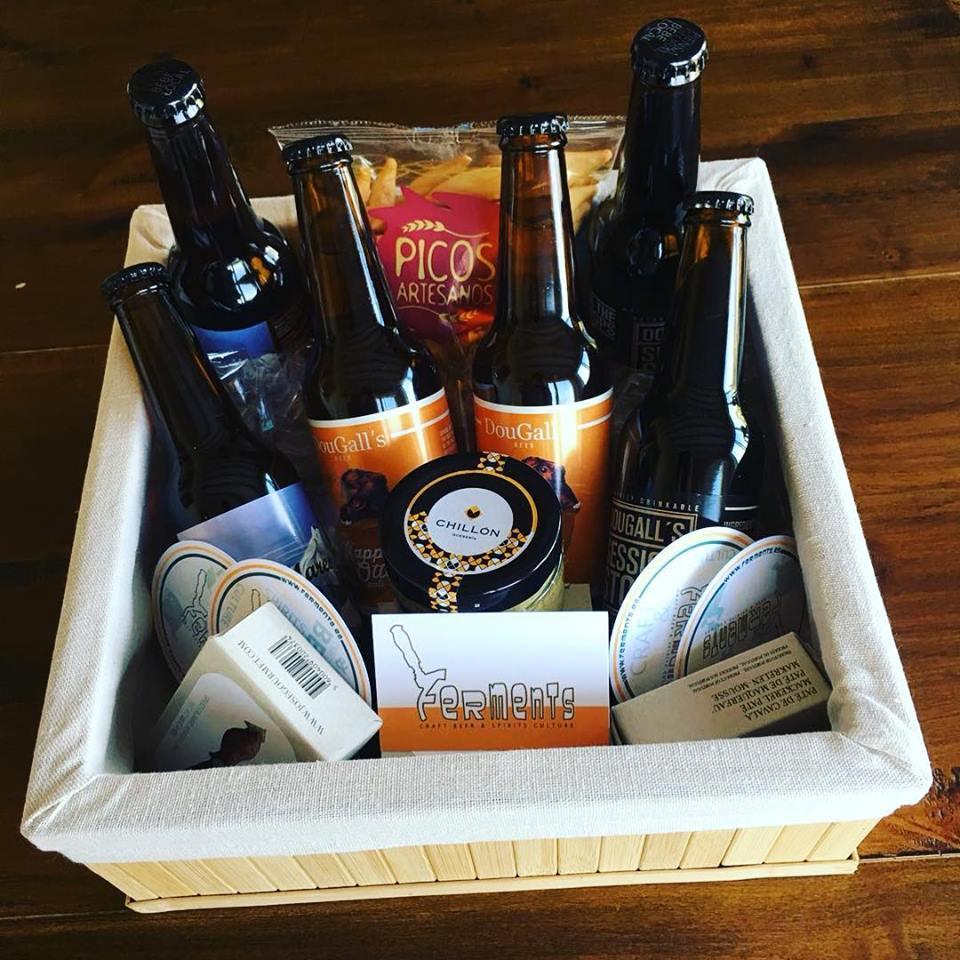 Ferments cerveza artesana y productos gourmet